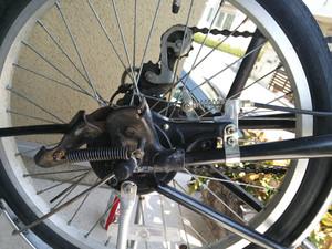 いたバンドブレーキ。(自転車 ...